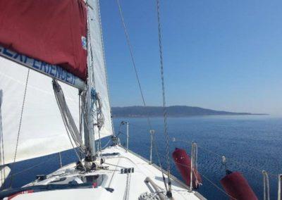 Escursioni Asinara scuola di vela sardegna asinara - Gite in barca nel parco nazionale dell'asinara - Asinara Sail Experience