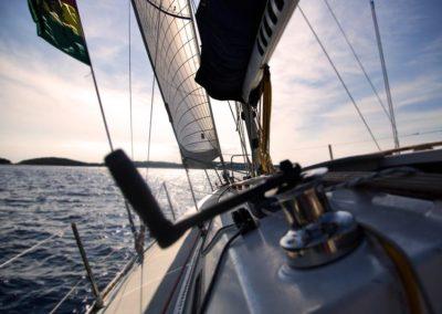 Escursioni Asinara scuola di vela sardegna asinara - Gite in barca nel parco nazionale dell'asinara - Asinara Sail Experience (5)