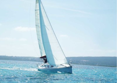 Asinara Sail Experience- barca a vela Diomedea