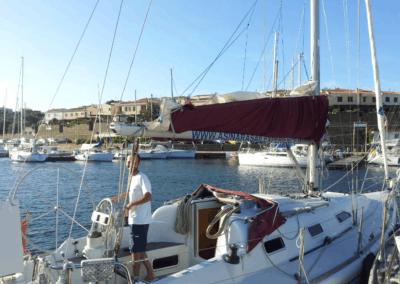 SPIAGGIA  asinara sail experience