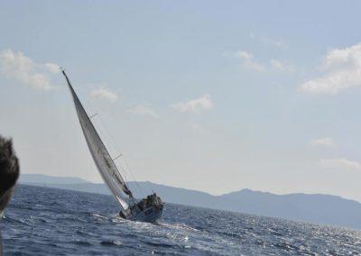 Escursioni Asinara scuola di vela sardegna asinara - Gite in barca nel parco nazionale dell'asinara - Asinara Sail Experience (2)